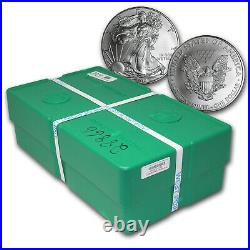 2010 500-Coin Silver American Eagle Monster Box (Sealed) SKU #59546