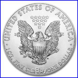 2020 500-Coin Silver American Eagle Monster Box (Sealed) SKU#196110