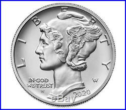 2020 American Eagle Palladium Uncirculated One Ounce Coin MINT SEALED