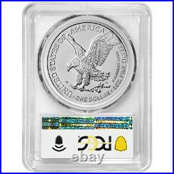 2021 American Silver Eagle Type 2 PCGS MS70 First Day of Issue