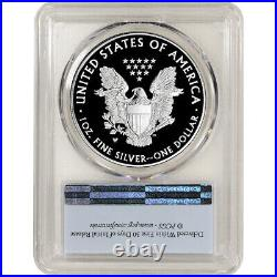 2021 W American Silver Eagle Proof PCGS PR69 DCAM First Strike