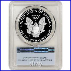 2021 W American Silver Eagle Proof PCGS PR70 DCAM First Strike