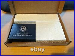 American Eagle S 2019 One Ounce Silver Enhanced Reverse Proof Coin Sealed