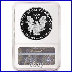 Presale 2020-S Proof $1 American Silver Eagle NGC PF70UC FDI First Label